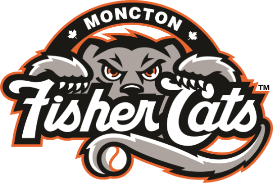 Moncton Fisher Cats [logo]